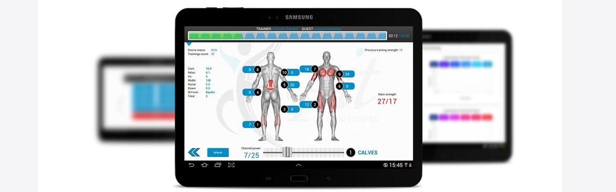 trainer app