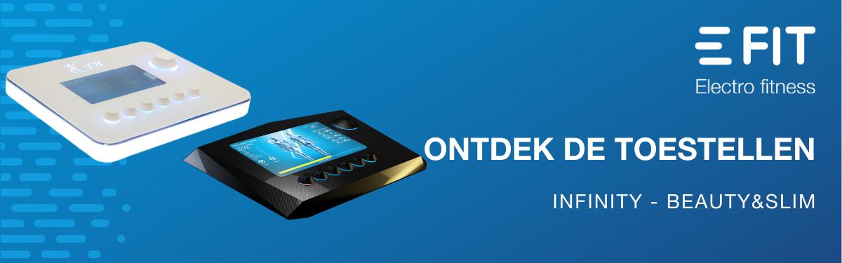 E-Fit Benelux Toestellen
