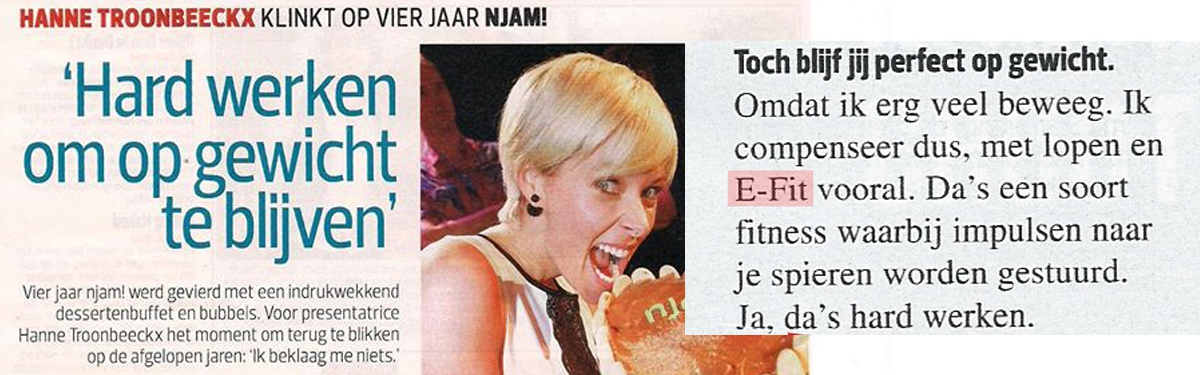 Hanne Bekent!