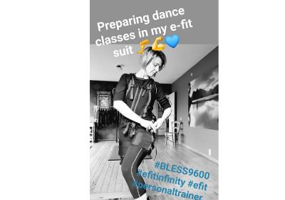 Dansen met E-Fit