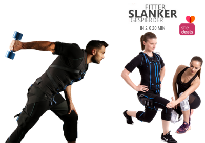 E-Fit work-out: Fit in 20 minuten