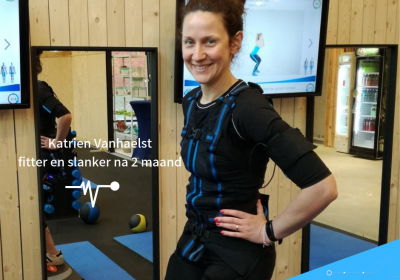 E-Fit resultaat fitter en slanker